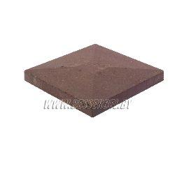 1КБНЛ-МЦС-20  Камень накрывочный столбовой п. 34