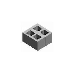 БСС 390х380х190  (2)  Модуль бетонный полированный (4ст.) п. 30